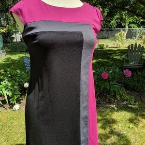 R&K Color Block Dress
